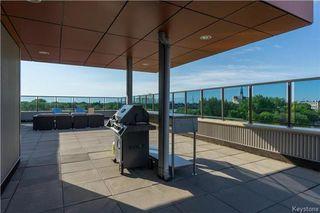 Photo 20: 705 340 Waterfront Drive in Winnipeg: Exchange District Condominium for sale (9A)  : MLS®# 1716323
