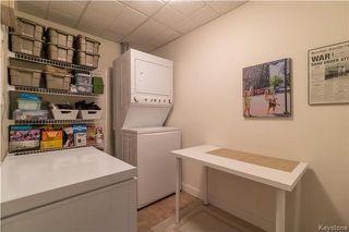 Photo 14: 705 340 Waterfront Drive in Winnipeg: Exchange District Condominium for sale (9A)  : MLS®# 1716323