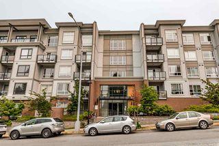 "Photo 2: 432 13733 107A Avenue in Surrey: Whalley Condo for sale in ""QUATTRO"" (North Surrey)  : MLS®# R2194957"