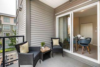 "Photo 9: 432 13733 107A Avenue in Surrey: Whalley Condo for sale in ""QUATTRO"" (North Surrey)  : MLS®# R2194957"