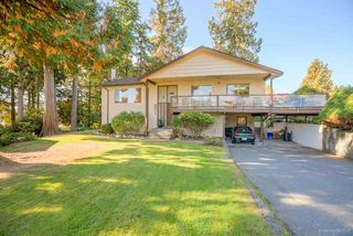 "Photo 1: 3311 DALEBRIGHT Drive in Burnaby: Government Road House for sale in ""GOVERNMENT ROAD"" (Burnaby North)  : MLS®# R2214815"