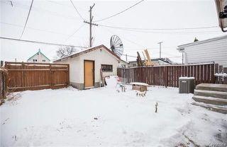 Photo 10: 709 Elgin Avenue in Winnipeg: Weston Residential for sale (5D)  : MLS®# 1730894