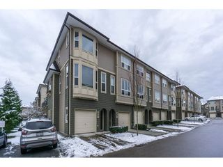 """Photo 2: 153 7938 209 Street in Langley: Willoughby Heights Townhouse for sale in """"RED MAPLE PARK"""" : MLS®# R2229009"""