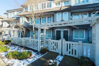 "Main Photo: 10 8250 209B Street in Langley: Willoughby Heights Townhouse for sale in ""OUTLOOK"" : MLS®# R2229539"