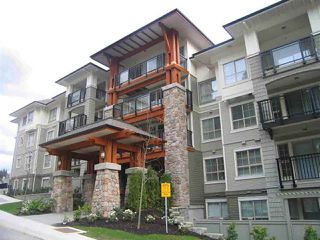 "Main Photo: 309 2968 SILVER SPRINGS Boulevard in Coquitlam: Westwood Plateau Condo for sale in ""TAMARISK"" : MLS®# R2237139"