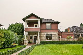 """Main Photo: 220 QUEENS Avenue in New Westminster: Queens Park House for sale in """"QUEENS PARK"""" : MLS®# R2242722"""