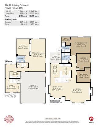 Photo 3: 20134 ASHLEY Crescent in Maple Ridge: Southwest Maple Ridge House for sale : MLS®# R2259929