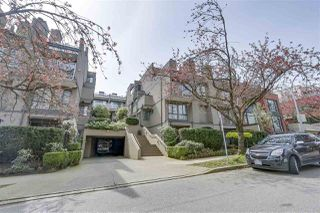 "Photo 2: W4 1070 W 7TH Avenue in Vancouver: Fairview VW Townhouse for sale in ""False Creek Terrace"" (Vancouver West)  : MLS®# R2268291"