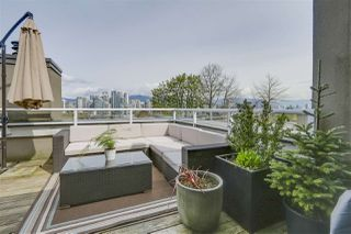 "Photo 6: W4 1070 W 7TH Avenue in Vancouver: Fairview VW Townhouse for sale in ""False Creek Terrace"" (Vancouver West)  : MLS®# R2268291"