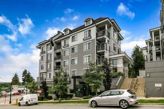 "Photo 1: 305 202 LEBLEU Street in Coquitlam: Maillardville Condo for sale in ""BLUETREE AT MACKIN PARK"" : MLS®# R2287741"