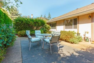 Photo 27: 18 4120 Interurban Rd in VICTORIA: SW Strawberry Vale Row/Townhouse for sale (Saanich West)  : MLS®# 796838