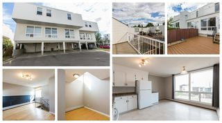 Main Photo: 3842 85 Street NW in Edmonton: Zone 29 Townhouse for sale : MLS®# E4128718