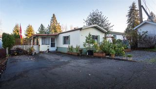 "Main Photo: 70 10221 WILSON Street in Mission: Mission BC Manufactured Home for sale in ""TRIPLE CREEK ESTATES"" : MLS®# R2321486"