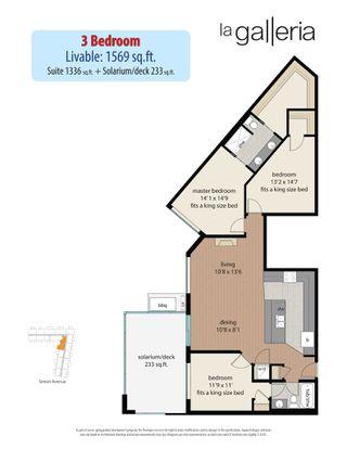 """Photo 9: 401 32445 SIMON Avenue in Abbotsford: Abbotsford West Condo for sale in """"La Galleria"""" : MLS®# R2327303"""