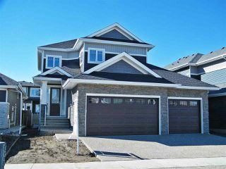 Main Photo: 7105 BANNOCK Bay in Edmonton: Zone 27 House for sale : MLS®# E4141056