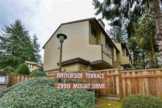 "Main Photo: 6 2998 MOUAT Drive in Abbotsford: Abbotsford West Townhouse for sale in ""Brookside Terrace"" : MLS®# R2339965"