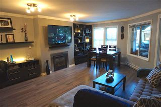 """Photo 2: 122 99 BEGIN Street in Coquitlam: Maillardville Condo for sale in """"LE CHATEAU"""" : MLS®# R2344520"""
