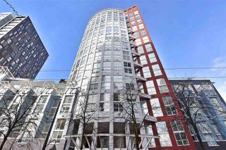 Photo 1: 1109 933 SEYMOUR Street in Vancouver: Downtown VW Condo for sale (Vancouver West)  : MLS®# R2346204