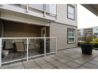 "Photo 18: 104 1234 MERKLIN Street: White Rock Condo for sale in ""Ocean Vista"" (South Surrey White Rock)  : MLS®# R2348458"