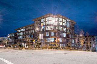 "Photo 1: 404 9150 UNIVERSITY HIGH Street in Burnaby: Simon Fraser Univer. Condo for sale in ""ORIGIN"" (Burnaby North)  : MLS®# R2353789"