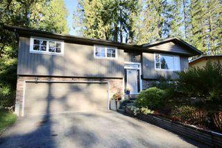 "Main Photo: 11657 64A Avenue in Delta: Sunshine Hills Woods House for sale in ""Sunshine Hills"" (N. Delta)  : MLS®# R2354367"