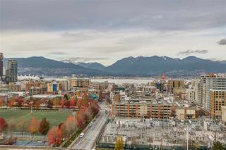 "Main Photo: 1801 125 MILROSS Avenue in Vancouver: Mount Pleasant VE Condo for sale in ""Creekside"" (Vancouver East)  : MLS®# R2355914"