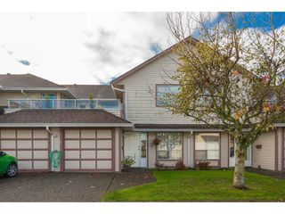 "Main Photo: 103 13725 72A Avenue in Surrey: East Newton Townhouse for sale in ""Park Place Estates"" : MLS®# R2360458"