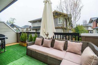 "Photo 20: 5 7088 191 Street in Surrey: Clayton Townhouse for sale in ""MONTANA"" (Cloverdale)  : MLS®# R2361073"