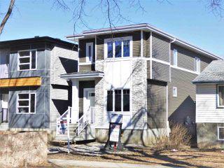 Main Photo: 8534 81 Avenue in Edmonton: Zone 17 House for sale : MLS®# E4135410
