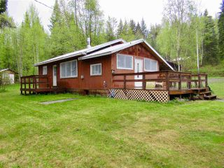 Main Photo: 6170 CEDAR CREEK Road: Likely House for sale (Williams Lake (Zone 27))  : MLS®# R2372474