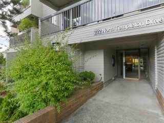 "Photo 19: 103 222 N TEMPLETON Drive in Vancouver: Hastings Condo for sale in ""CAMBRIDGE COURT"" (Vancouver East)  : MLS®# R2383049"