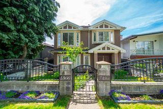 Photo 1: 1366 E 49TH Avenue in Vancouver: South Vancouver House for sale (Vancouver East)  : MLS®# R2417872