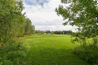 Photo 45: 16 PEARL Crescent: Rural Sturgeon County House for sale : MLS®# E4184218