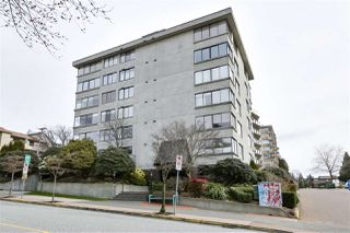 "Main Photo: 202 460 14 Street in West Vancouver: Ambleside Condo for sale in ""Tiffany Court"" : MLS®# R2445876"