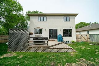 Photo 42: 2 Easy Street in Winnipeg: Normand Park Residential for sale (2C)  : MLS®# 202012754