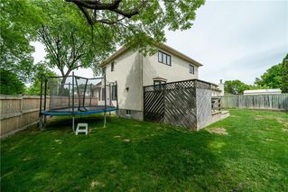 Photo 43: 2 Easy Street in Winnipeg: Normand Park Residential for sale (2C)  : MLS®# 202012754