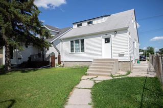 Photo 1: 695 Garfield Street North in Winnipeg: West End Residential for sale (5C)  : MLS®# 202015307