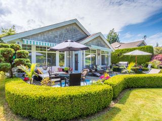 Photo 2: 1213 Saturna Dr in PARKSVILLE: PQ Parksville Row/Townhouse for sale (Parksville/Qualicum)  : MLS®# 844502