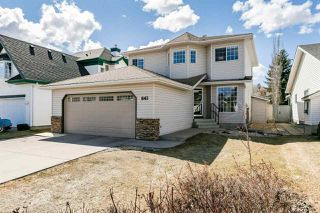 Main Photo: 841 RYAN Place in Edmonton: Zone 14 House for sale : MLS®# E4206666