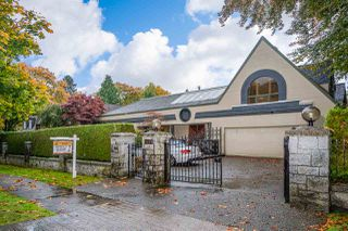 Photo 1: 3699 HUDSON Street in Vancouver: Shaughnessy House for sale (Vancouver West)  : MLS®# R2510527