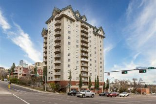 Photo 1: 905 9707 105 Street in Edmonton: Zone 12 Condo for sale : MLS®# E4219187