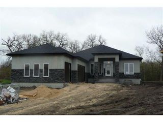 Photo 1: 219 McBeth Grove in WINNIPEG: West Kildonan / Garden City Residential for sale (North West Winnipeg)  : MLS®# 1107725