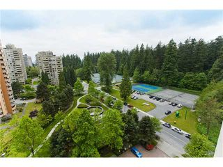 "Photo 7: 1402 6188 PATTERSON Avenue in Burnaby: Metrotown Condo for sale in ""WIMBLEDON CLUB"" (Burnaby South)  : MLS®# V893740"