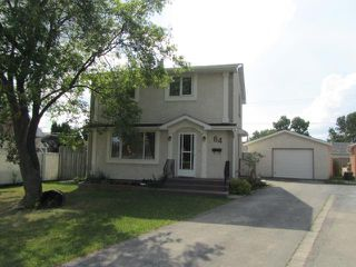 Photo 1: 64 Leicester Square in WINNIPEG: St James Residential for sale (West Winnipeg)  : MLS®# 1114765