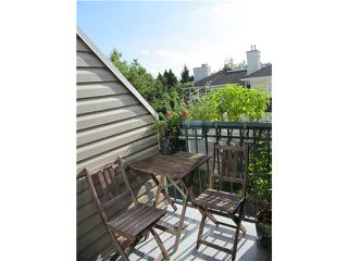 """Photo 9: 412 3278 HEATHER Street in Vancouver: Cambie Condo for sale in """"HEATHERSTONE"""" (Vancouver West)  : MLS®# V905621"""