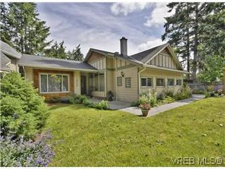 Photo 1: 3006 Glen Lake Rd in VICTORIA: La Glen Lake House for sale (Langford)  : MLS®# 577436