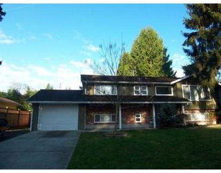 Photo 1: 1335 Barberry Drive in Port Coquitlam: Birchland Manor House for sale : MLS®# V745303