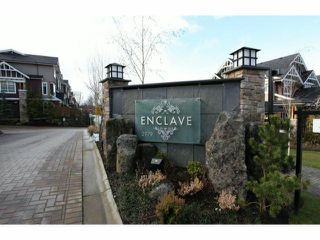 Photo 1: 3 2979 156TH Street in Surrey: Grandview Surrey Condo for sale (South Surrey White Rock)  : MLS®# F1304497