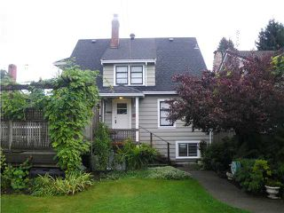 Photo 10: 818 FIFTH Street in New Westminster: GlenBrooke North House for sale : MLS®# V1003886