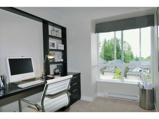 """Photo 11: 124 1480 SOUTHVIEW Street in Coquitlam: Burke Mountain Townhouse for sale in """"CEDAR CREEK"""" : MLS®# V1031667"""
